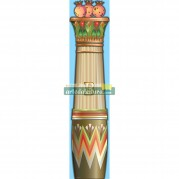 Coluna B - Romãs