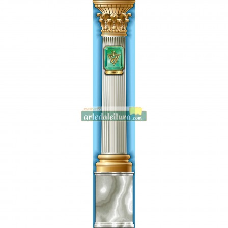 Coluna Zodiacal - Pisces