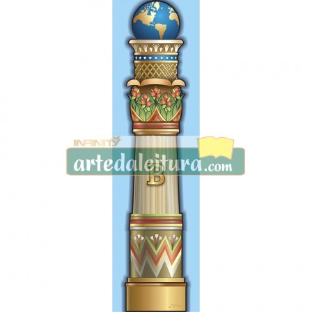 Coluna B - Globo Terrestre