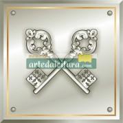 Placa Tesoureiro